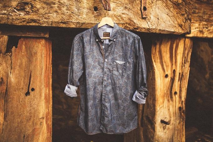 Camisa num.4 - Modelo Andreu