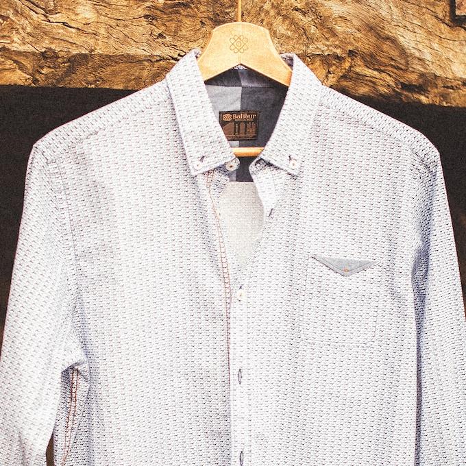 Camisa Mulán detalle