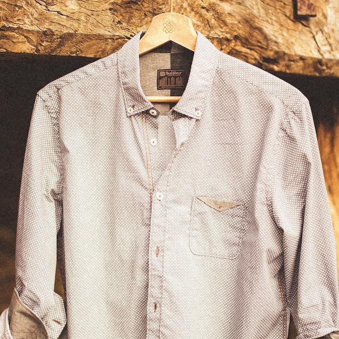 Camisa Alís detalle