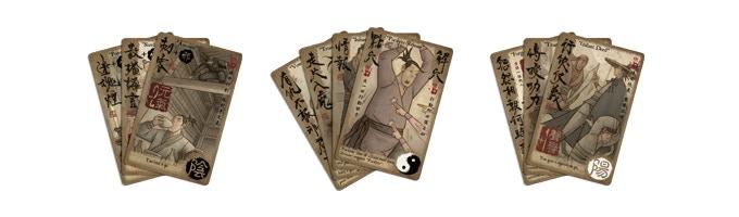 There are 3 main types of stratagems - Dark (Yin), Balance (Taiji) and Light (Yang).