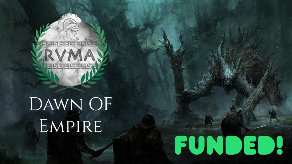 Ruma: Dawn of Empire RPG project video thumbnail