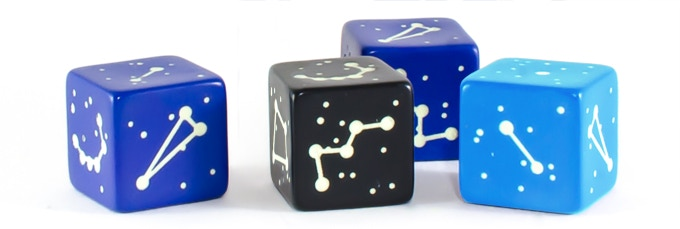 New color unlocked: Morning Sky (light blue) also for the Northern dice