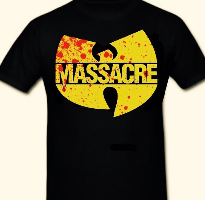 "Exclusive Kickstarter Only ""Bring The Ruckus"" T-Shirt"