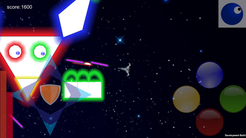 Color Space Shooter project video thumbnail