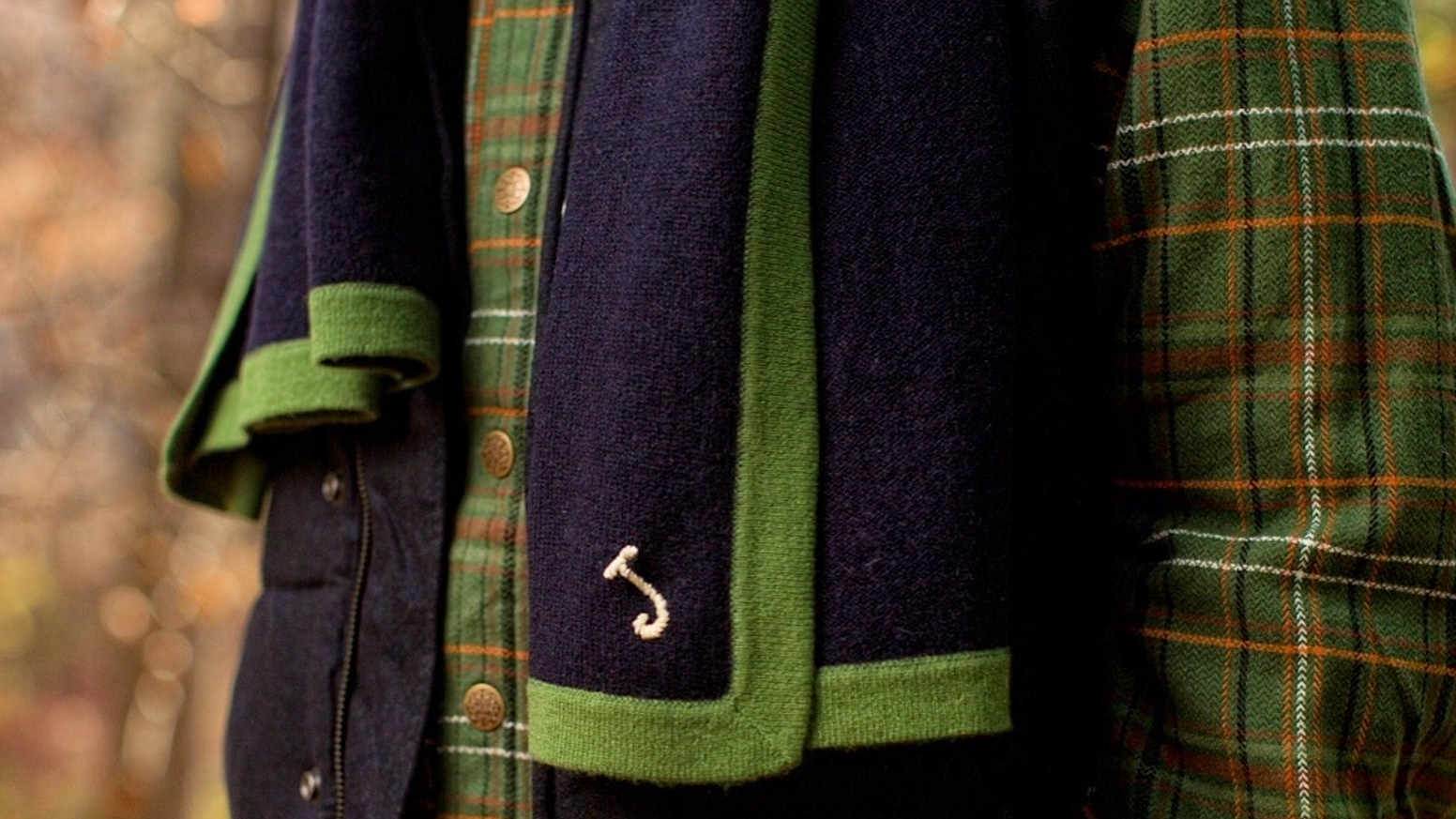 Personalised your very own cashmere stole - perfect for travellers