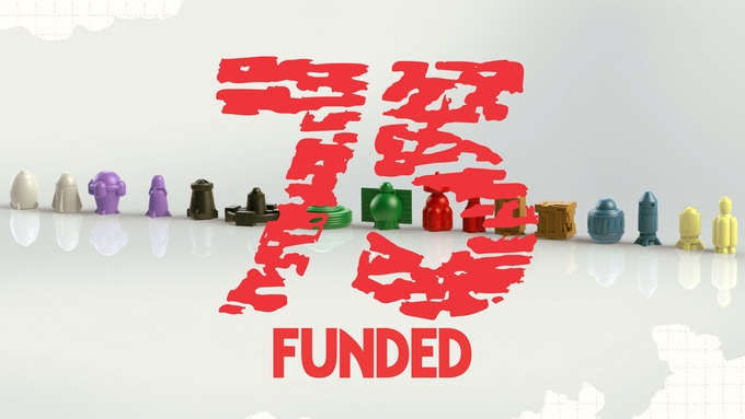 3D printing files for all 16 Rockets!