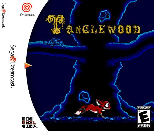 TANGLEWOOD: An original game for the SEGA Genesis/Mega Drive