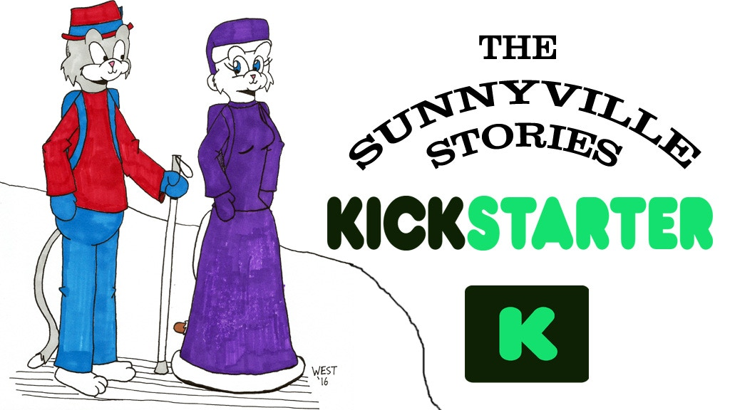 Sunnyville Stories Super Special #1 project video thumbnail