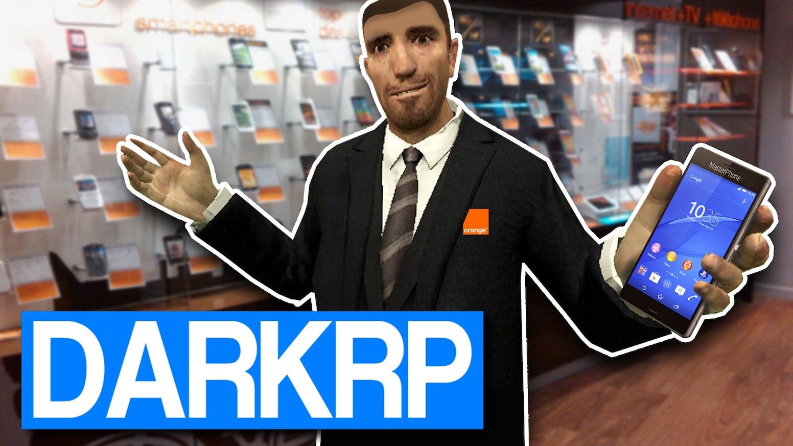 A Real Canadian Garry's Mod DarkRP Server by Joey Drysdale