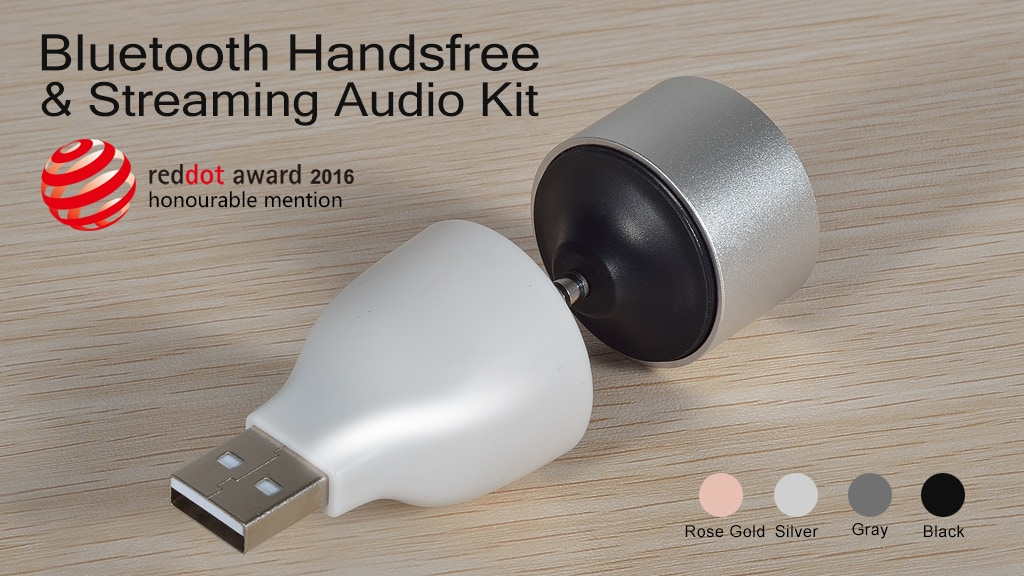 Perbeat Bluetooth Handsfree & Streaming Audio Kit project video thumbnail