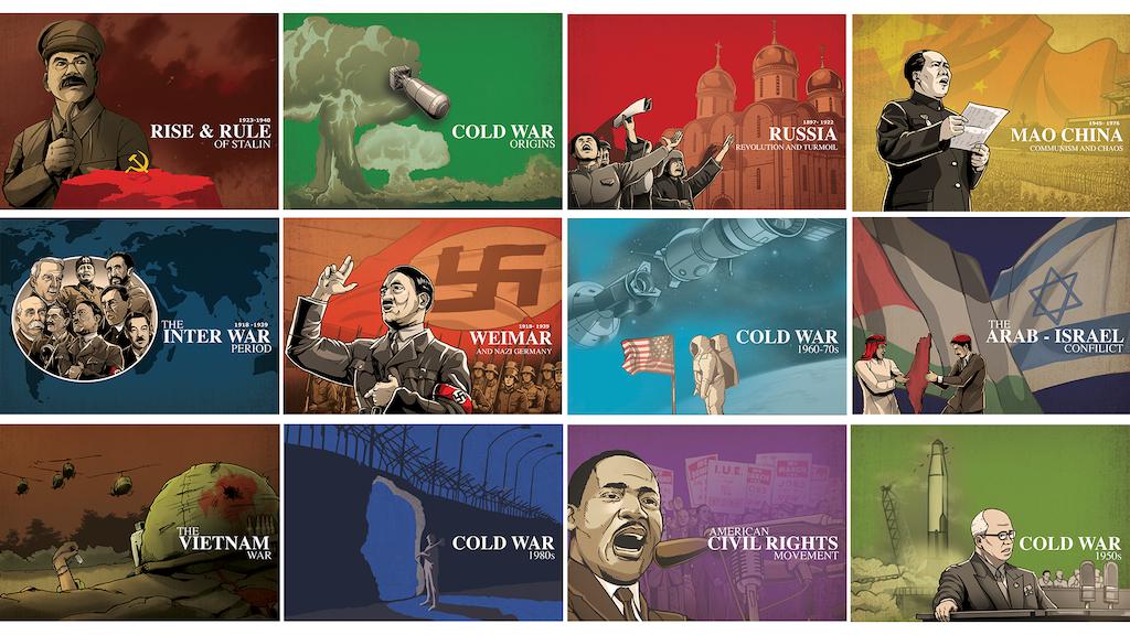 Make History project video thumbnail