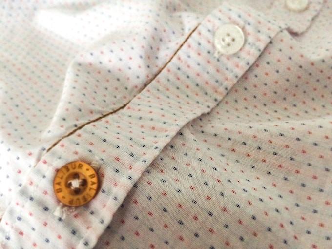 Camisa Pau tejido