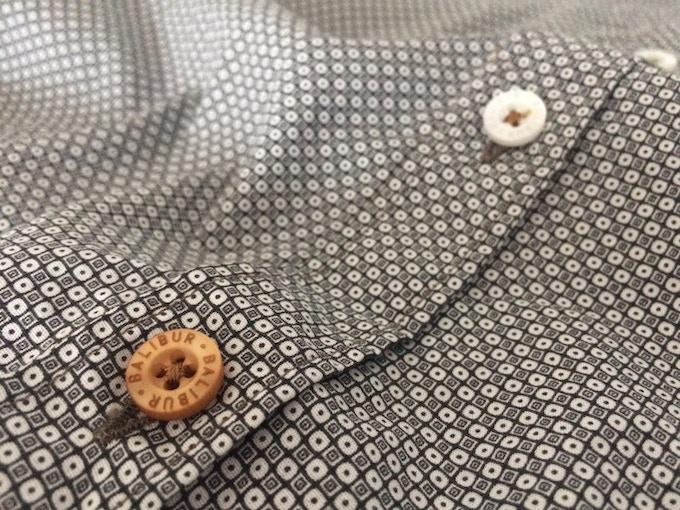 Camisa Alis tejido
