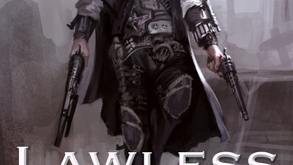 Lawless Lands: Tales From The Weird Frontier project video thumbnail
