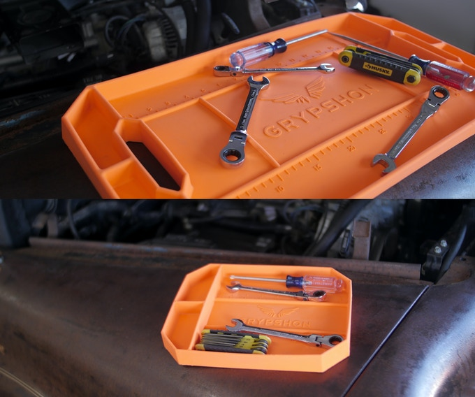 The Grypmat The World S Most Versatile Tool Mat By Tom