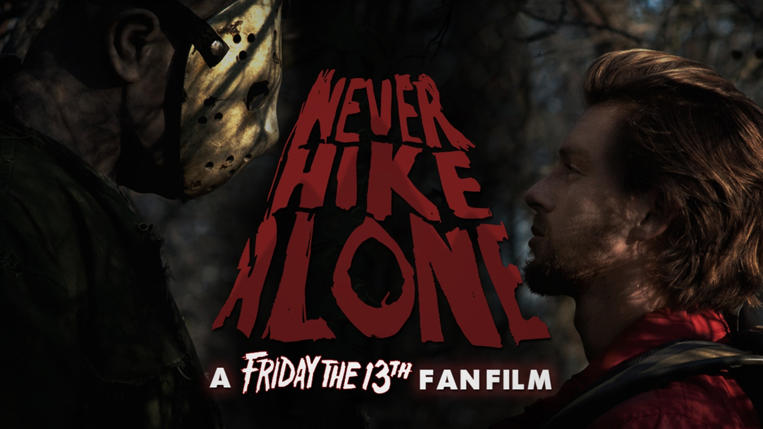 Never Hike Alone follows the story of Kyle McLeod, a young backcountry hiker who discovers the long lost remains of Camp Crystal Lake.