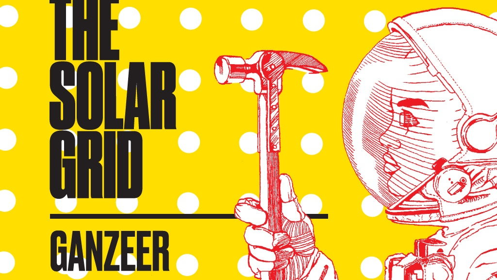 THE SOLAR GRID – a graphic novel project video thumbnail