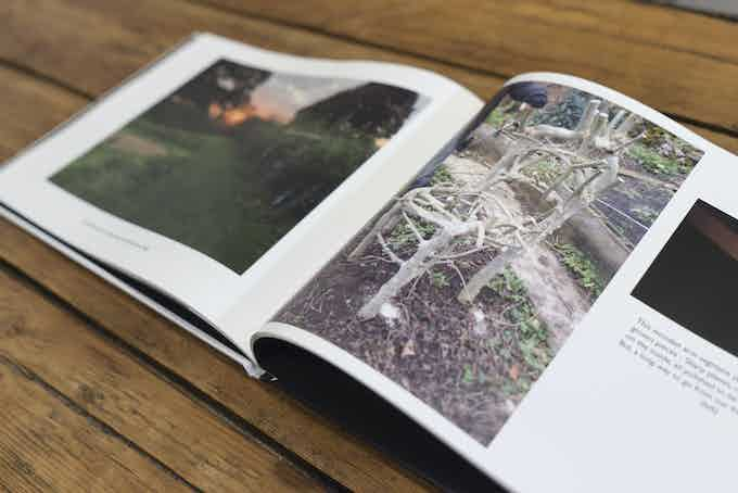 Packed full of beautiful photography, this book tells the Full Grown story. A great addition to your coffee table!