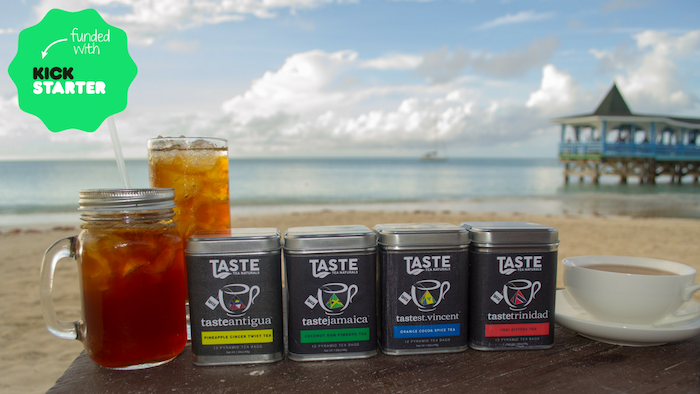 Specialty fruit and herbal tea infusions with a Caribbean twist. Tasty. Unique. Exotic. Taste di vibes! www.tasteteanaturals.com