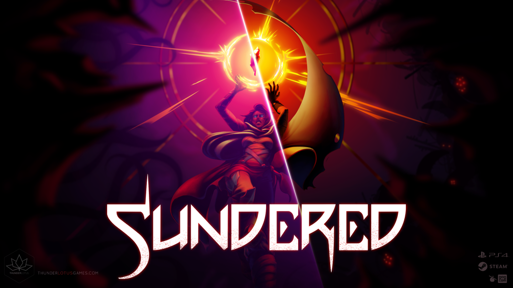Sundered - A horrifying fight for survival and sanity project video thumbnail