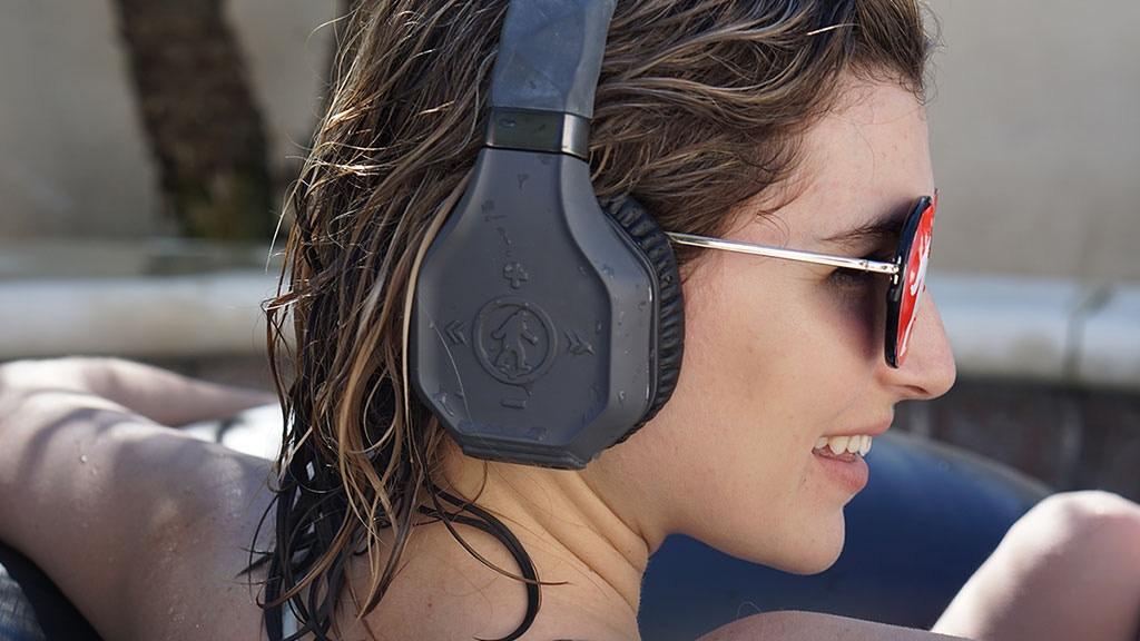 The World's Toughest Headphones project video thumbnail