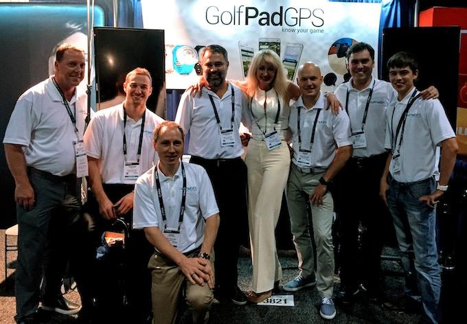 Our Team at 2016 Orlando PGA Show