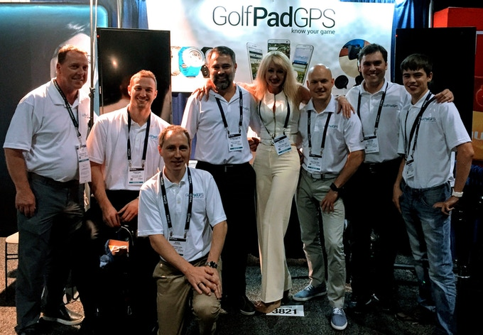 Our Team at 2016 Orlando PGA Show