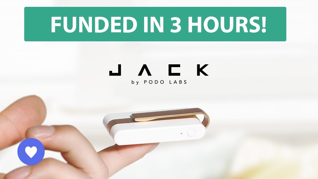 Make Any Headphones Wireless - Jack by Podo Labs project video thumbnail