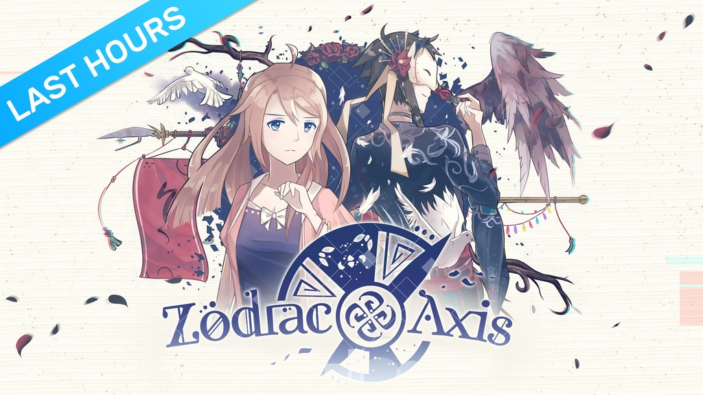 Zodiac•Axis: A Fantasy-Fusion Visual Novel by Studio Theophilus