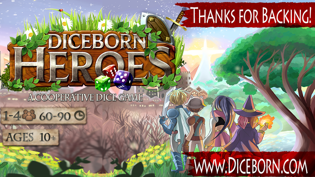 Diceborn Heroes: A Co-op Dice Adventure Game project video thumbnail
