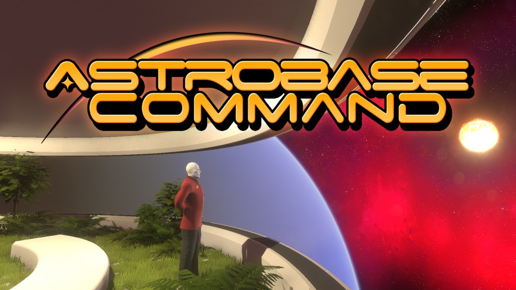 Astrobase Command - 70's Space Station Builder & Crew Sim project video thumbnail