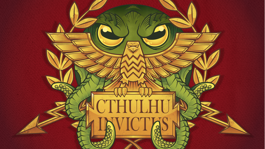 The 7th Edition Guide to Cthulhu Invictus project video thumbnail