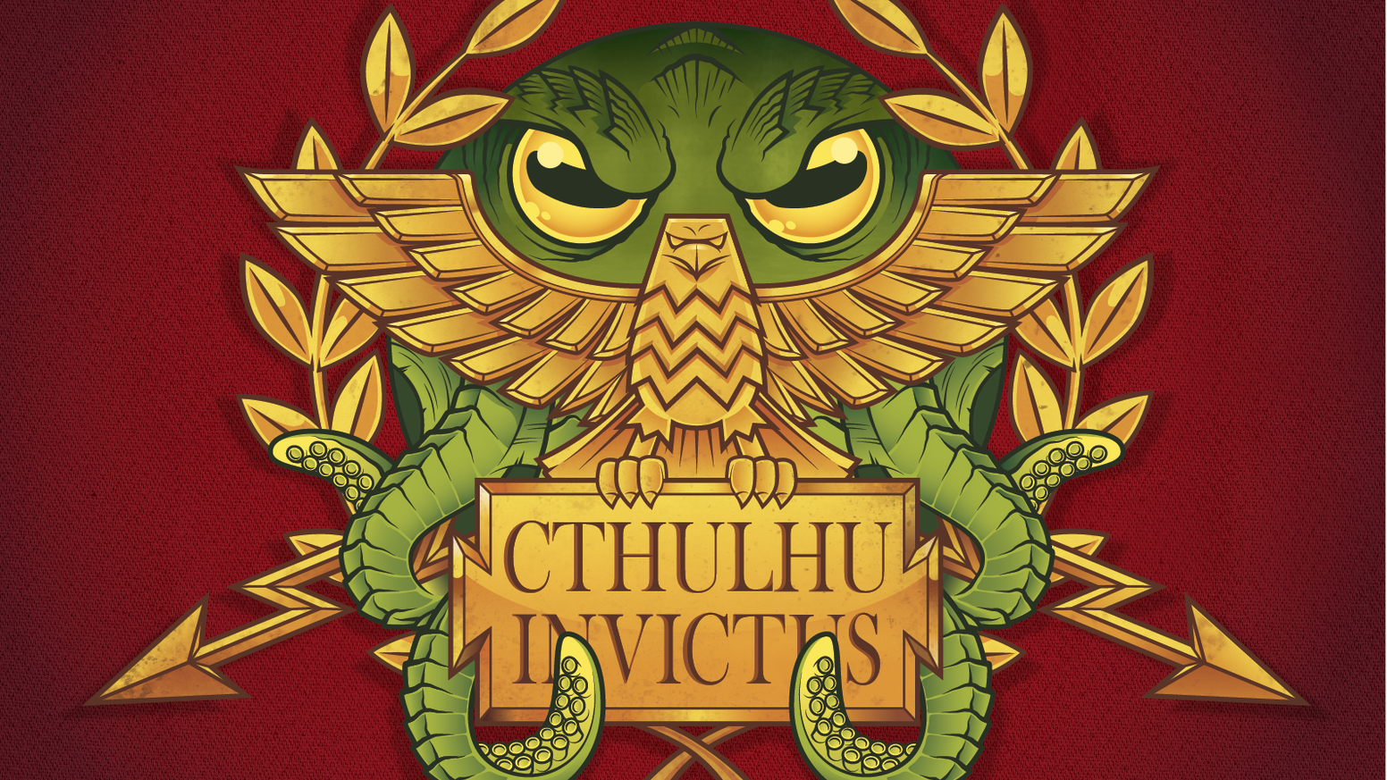 The 7th Edition Guide to Cthulhu Invictus by Golden Goblin