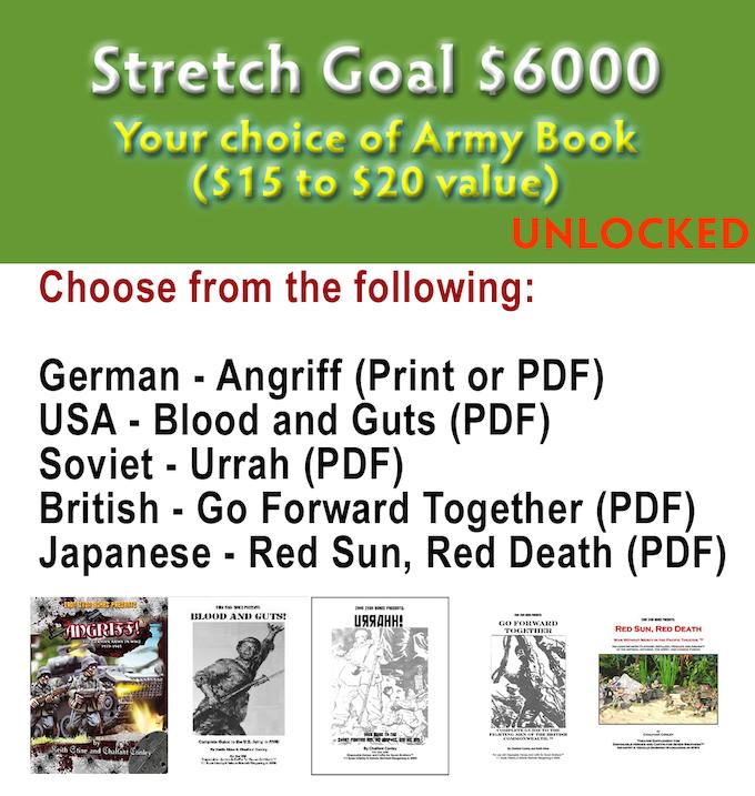 Stretch Goal - $6000