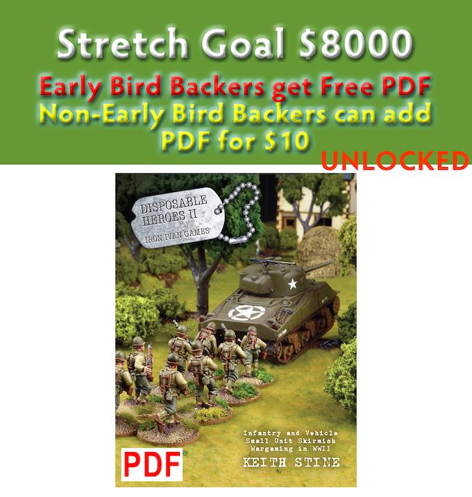 Stretch Goal - $8000