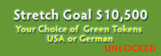 Stretch Goal - $10,500