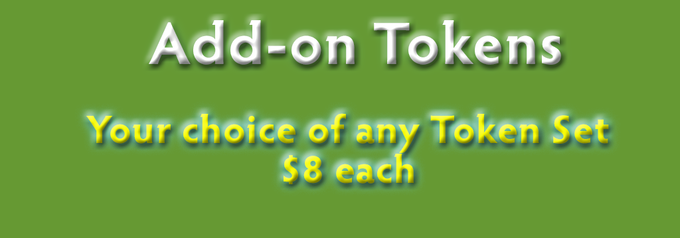 Add On - Any Tokens Set
