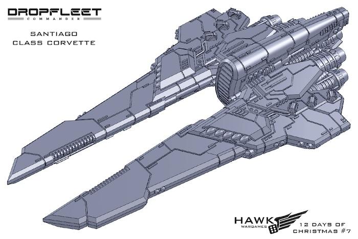 UCM Corvette