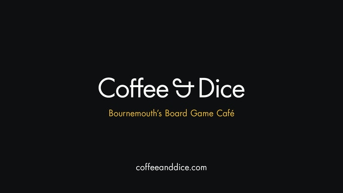 We're opening Bournemouth's first board game cafe. Mixing great games with barista grade coffee and locally sourced food.