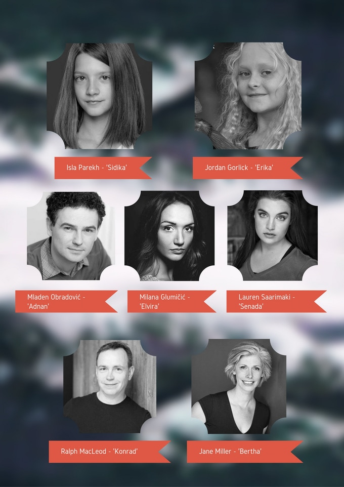 Our amazing cast is full of both emerging and established talent from across the GTA!