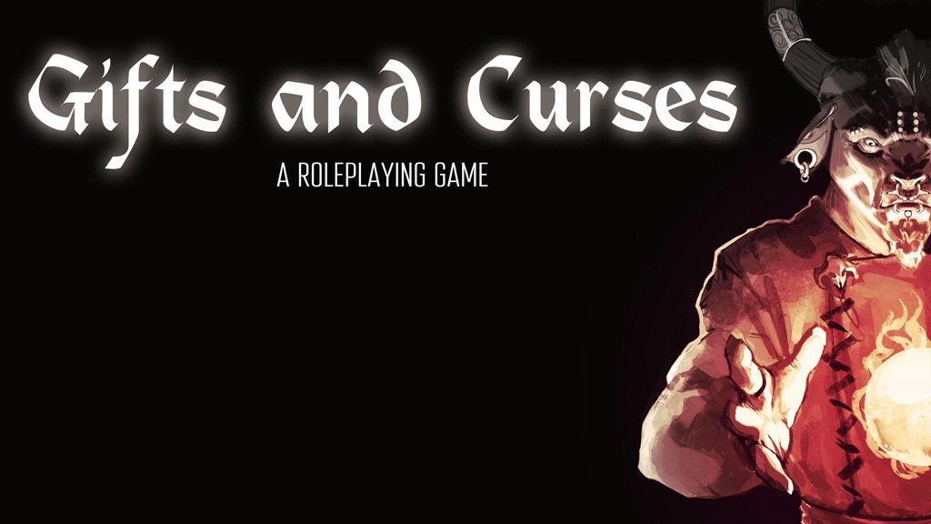 Gifts and Curses: A Roleplaying Game project video thumbnail