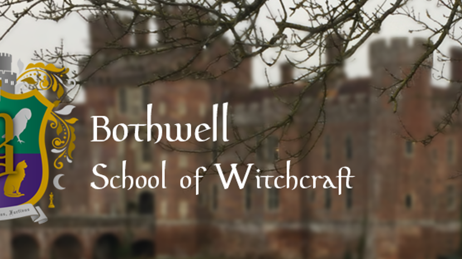 Be a witch in a world alive with magic at the Bothwell School of Witchcraft. Stay at our Castle and join this enchanting experience.