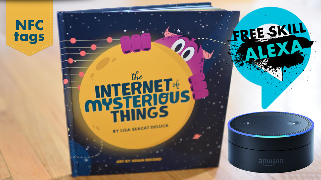 Internet of Mysterious Things (IomT) project video thumbnail