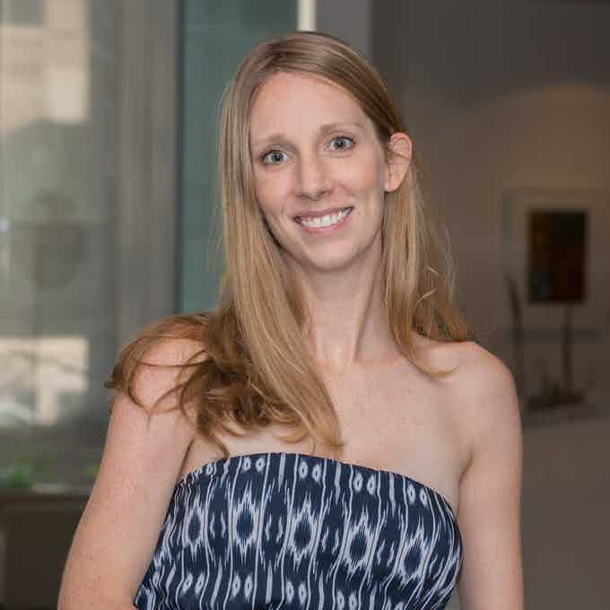 Author, Lisa Seacat DeLuca