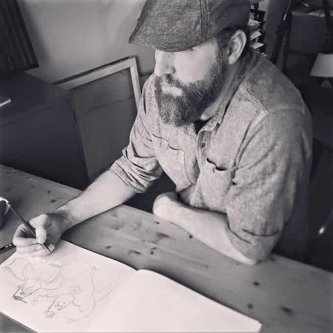 Illustrator, Adam Record