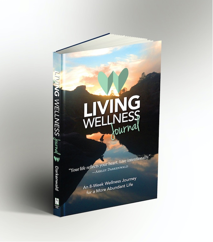 Living Wellness Journal (final product may vary)