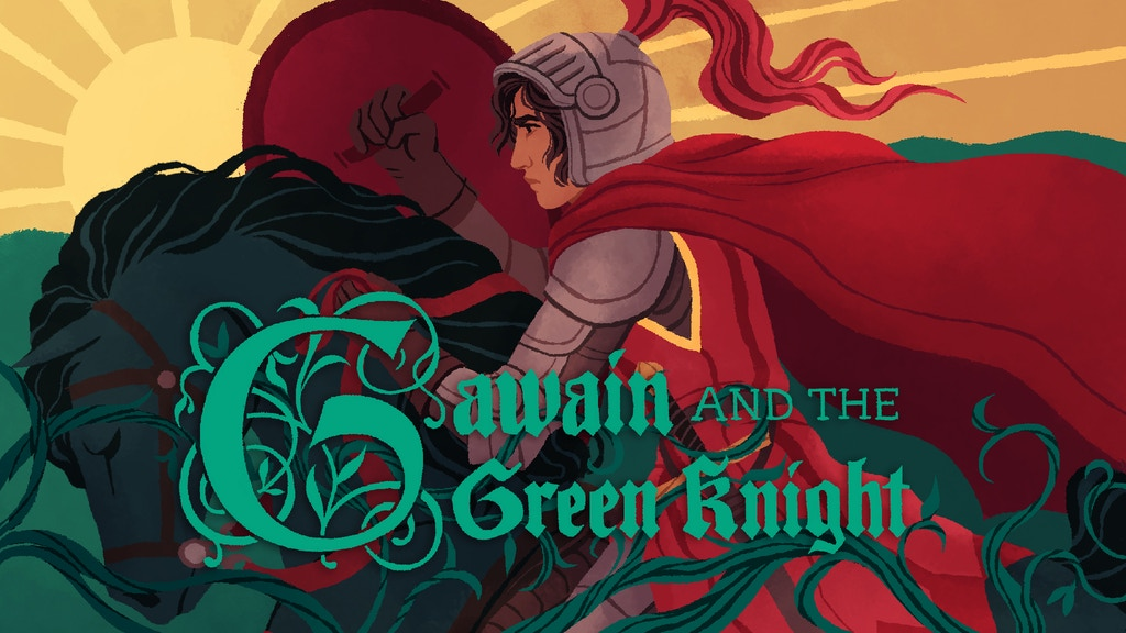 Gawain and the Green Knight project video thumbnail