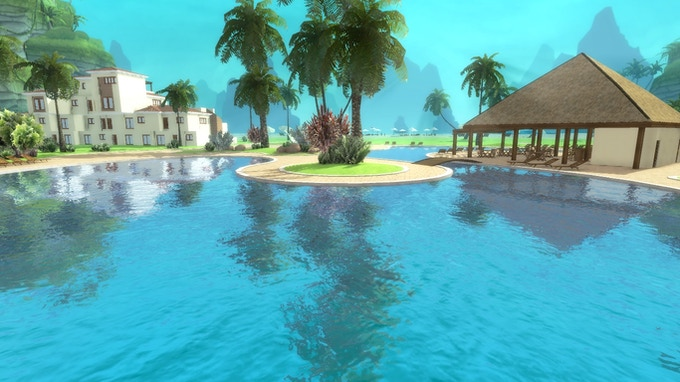 What your future Caribbean All-Inclusive Resort could look like...
