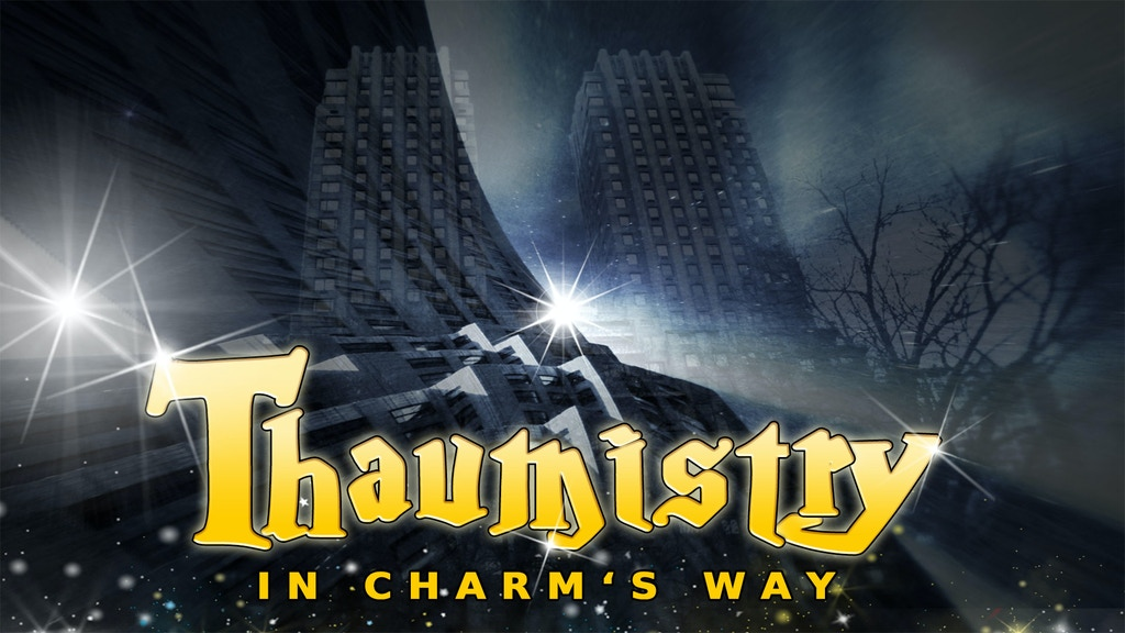 Thaumistry: In Charm's Way. A New Comedy Text Adventure Game project video thumbnail