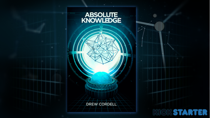 Absolute Knowledge is the first novel of a Science Fiction trilogy set in a dark, futuristic New York City. Every thought has value.